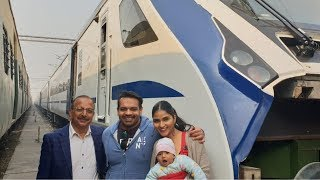 Train18 Exclusive- Inside India's fastest Train