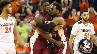 FSU's Dwayne Bacon's 3-Pointer To Beat UVA