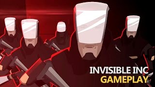 Force Plays - Invisible Inc. (Gameplay) Part 1