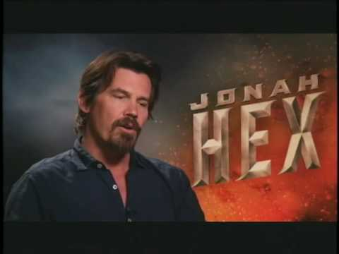 "Josh Brolin ""Jonah Hex"" Interview!  I Love This One!"