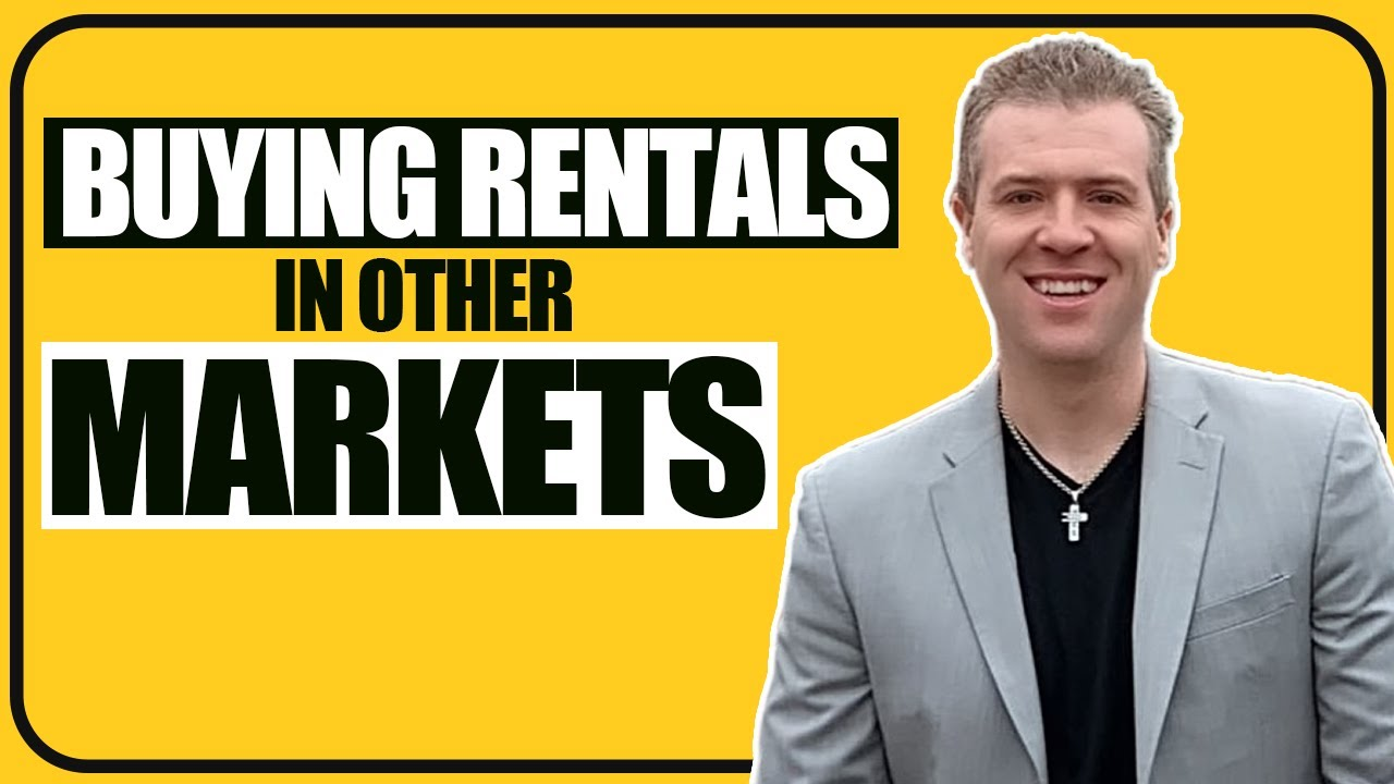 Buying Rentals in Other Markets 5 Things To Think About