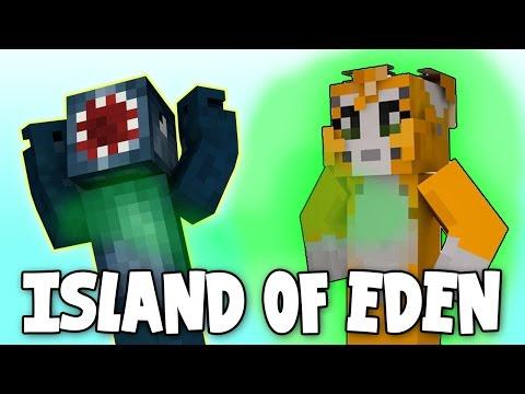 Minecraft Xbox - Island Of Eden - Smelly Stampy! [20]
