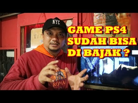 CARA MAIN GAME BAJAKAN PS4 !! - YouTube
