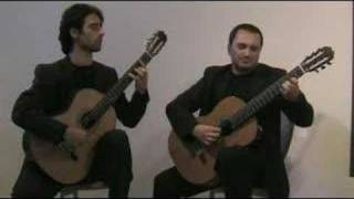 Spain - C. Corea/J. Rodrigo - Retratos Guitar Duo