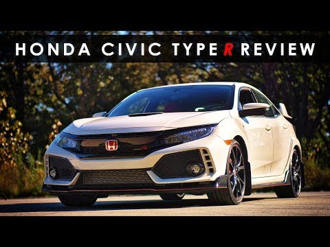 Review | 2017 Honda Civic Type R | A Fine Line Between Love and Hate