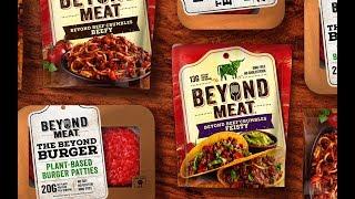 Vegan Mexican Enchilada Taste Test | Beyond Meat & Gardein Beefless Ground|Review