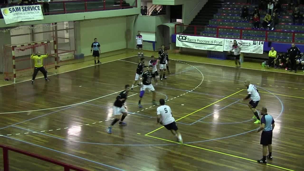 Serie A1M [12^]: Fondi - Albatro 31-20