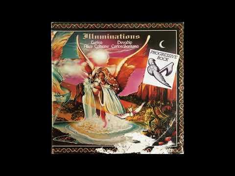 DEVADIP CARLOS SANTANA & TURIYA ALICE COLTRANE - Illuminations LP 1974 Full Album