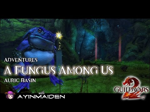 ★ Guild Wars 2 ★ - Adventure - A Fungus Among Us (Gold!)