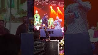 MASTER SALEEM JI ANT SALMAN ALI (winner of indian idol) at shastri nagar
