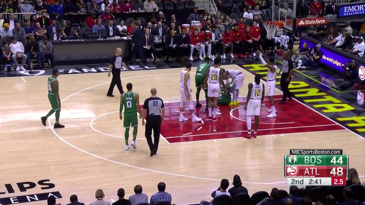 Celtics News: Al Horford Could Rest More After Suffering Knee Injury vs. Hawks
