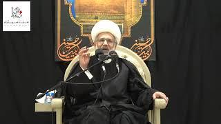 الشيخ زهير الدرورة - الفرق بيت العلم و المعرقة