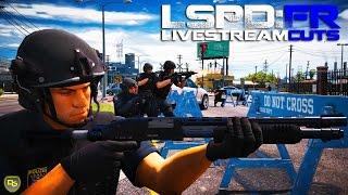 GTA 5 LSPD:FR #090 - Streamcuts vom 01.10.2016 - Deutsch - Grand Theft Auto 5 LSPD First Response