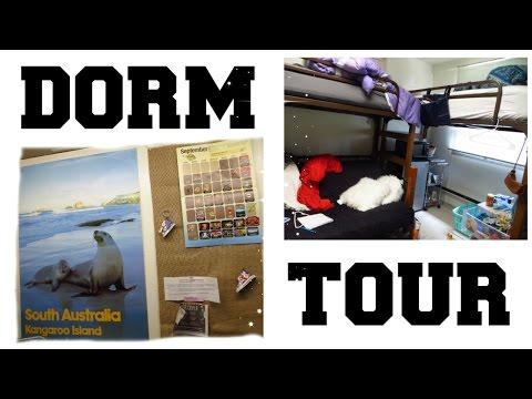 Dorm Tour Freshman Year - UGA Hill Community
