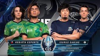 CLS -  Dark Horse vs KLG   - Apertura S5D2