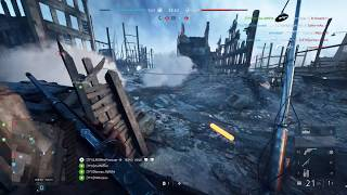 LEAST USED ASSAULT RIFLE IN BFV?! AND ITS REALLY GOOD - BATTLEFIELD 5 GAMEPLAY