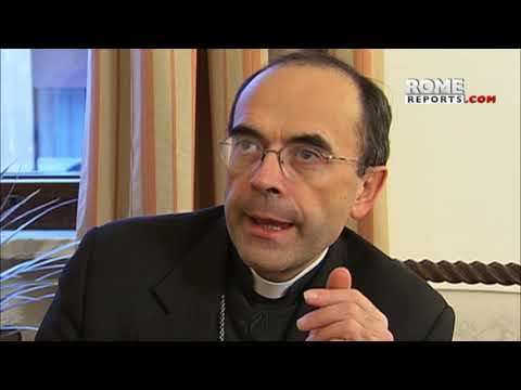 Pope does not accept Cardinal Barbarin's resignation, but he withdraws temporarily