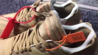 "990fb8d8ce360  120 OFF-WHITE x Nike Air Max 90 ""Desert Ore"" Release Date AA7293 ..."