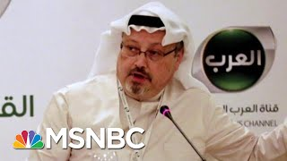 New Report Reveals Harrowing Details Of Jamal Khashoggi's Death | The Last Word | MSNBC