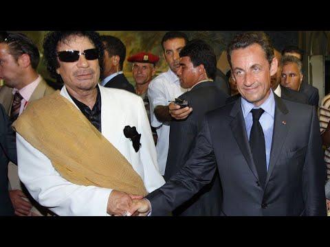 Sarkozy-Kadhafi : Soupçons