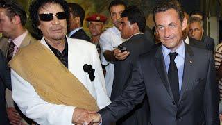 Sarkozy-Kadhafi : Soupçons de financement libyen - Le Documentaire Choc