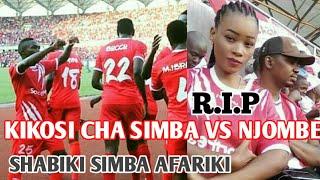 Kikosi cha Simba vs Njombe leo Jmos21/10/2017