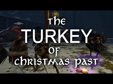 The Turkey of Christmas Past - Christmas 2017 Special