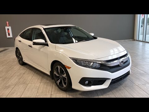 2017 Honda Civic Touring Sedan | Toyota Northwest Edmonton | 9RA4805A