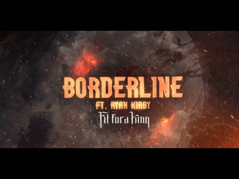 Hidden Figures - Borderline (feat. Ryan Kirby of Fit For A King)
