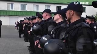 Рівненській патрульній поліції - два роки