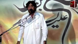 Mukhtar Shah Kotadu 25 Rajab 2016 Jaloos e Taboot Imam Mosa Kazim (a.s) Chour Harpal