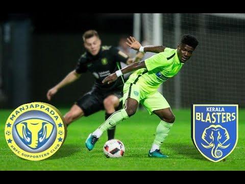 Kerala Blasters New Player Courage Pekuson