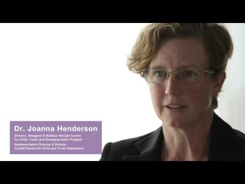 The future of child and youth mental health care at CAMH