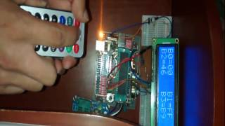 PROTOCOLO NEC + IR + CONTROL REMOTO EN CCS( PIC C COMPILER)