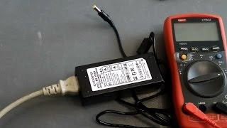 Обзор LED адаптера 12В 6А