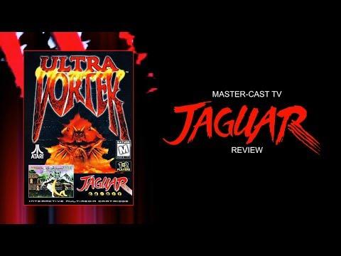 Ultra Vortek (Atari Jaguar) Review - Master-Cast TV