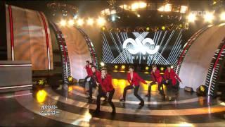 Infinite - Paradise, 인피니트 - 파라다이스, Music Core 20111022