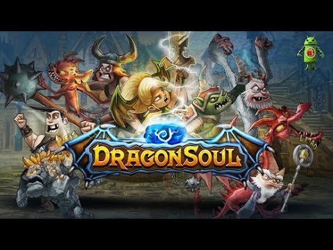 DragonSoul RPG (iOS / Android) Gameplay HD