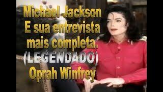 MICHAEL JACKSON by Oprah Winfrey