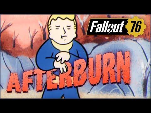FALLOUT 76 ⚙️ AFTERBURN thumbnail