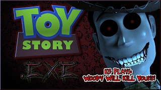 Woody Will Kill You!?/K3 Plays: Toy Story EXE
