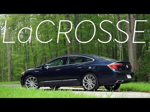 2017 Buick LaCrosse Quick Drive | Consumer Reports