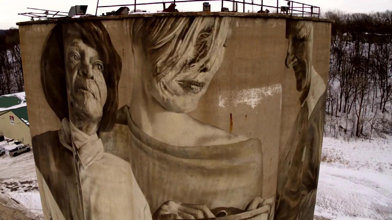 fort dodge grain elevator mural address Fort Dodge Grain Silo Mural - Fort Dodge, Iowa  Travel Iowa