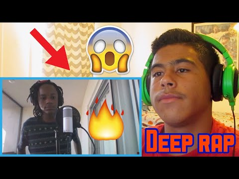 Reacting to 14 YEAR OLD SPITS DEEP BARS ABOUT LIFE!