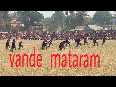 26 January  special dance  video( Vande mataram )