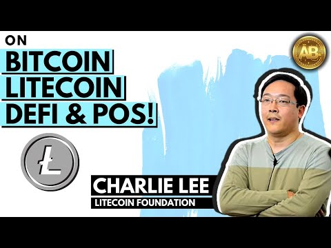 Charlie Lee on Bitcoin's Next ATH, Litecoin, DeFi, Proof of Stake, Monero and MimbleWimble