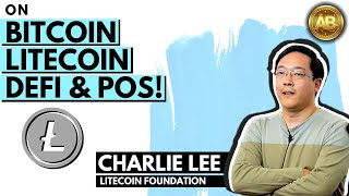 Charlie Lee on Bitcoin's Next ATH, Litecoin, DeFi, Proof of Stake, Monero and MimbleWimble