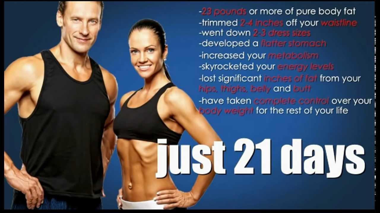 lose weight in 21 days diet