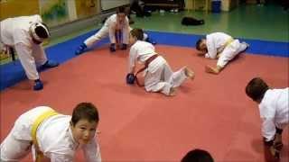 Karate klub Vrapče - trening za klince