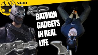 Download REAL Batman Gadgets! (Hacksmith Vault #2) Mp3 and Videos